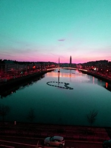 View to Le Havre venue